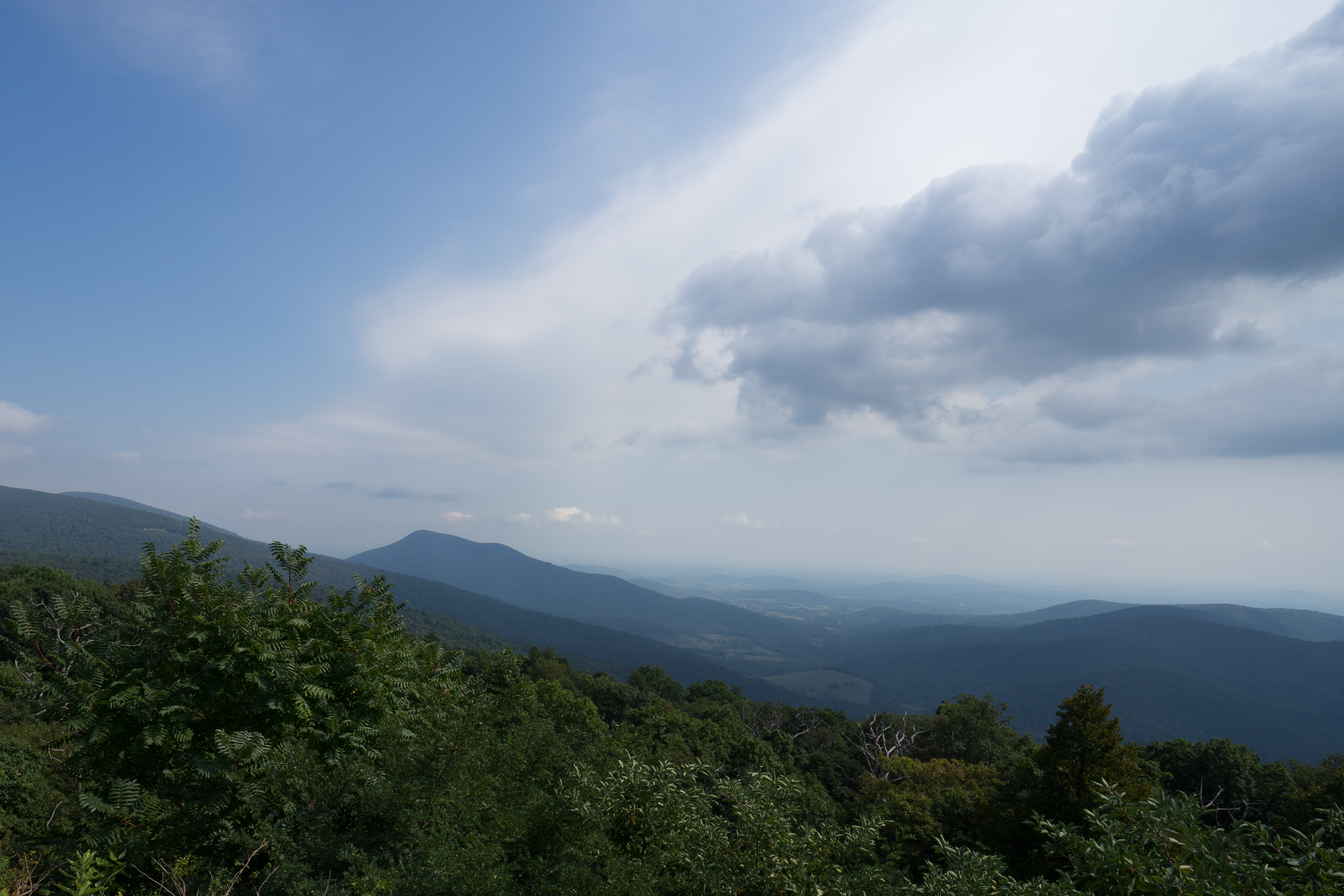 Mount Marshall Overlook