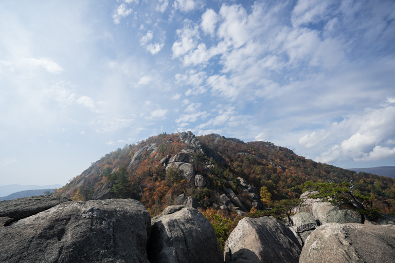 Shenandoah National Park – Old Rag in Autumn