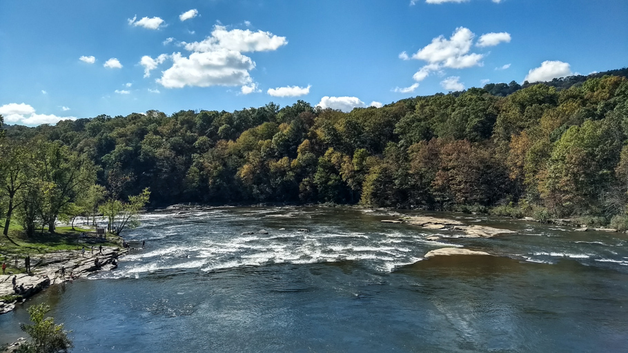 Ohiopyle river