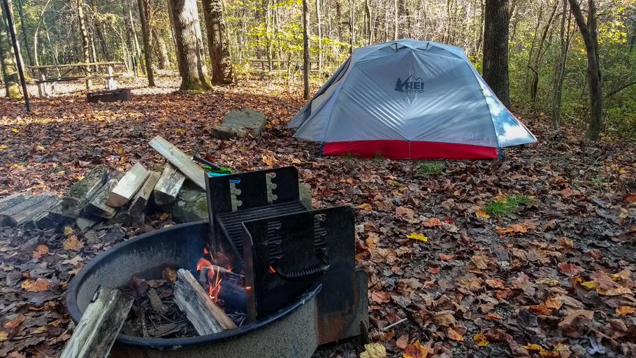 Ohiopyle State Park Campground