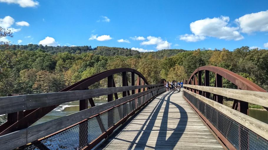 Ohiopyle bridge