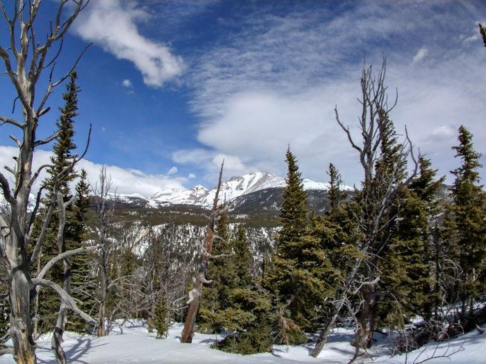 Allenspark Trail Viewpoint
