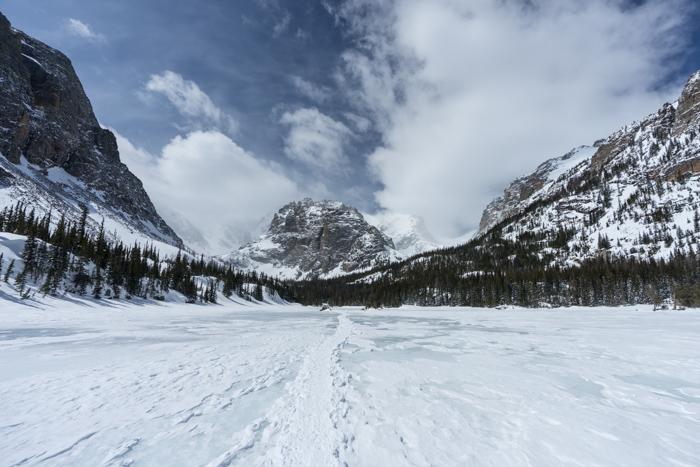 Loch Lake RMNP Rocky Mountain National Park