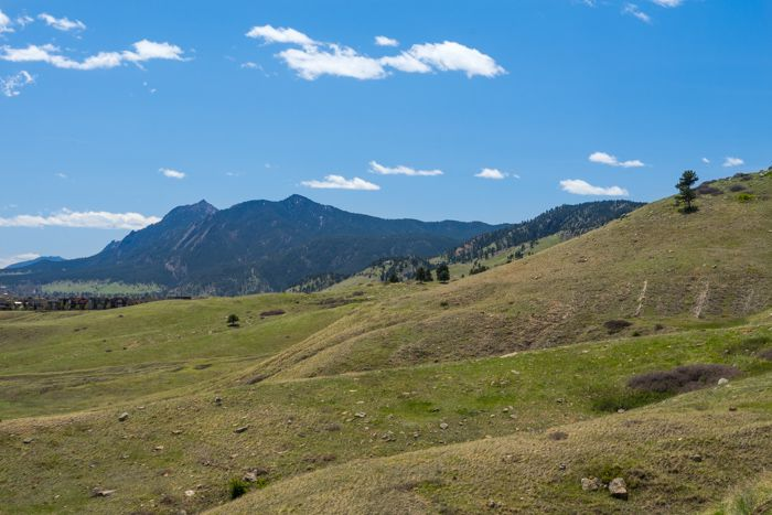 Boulder – The Foothills Bench Trail