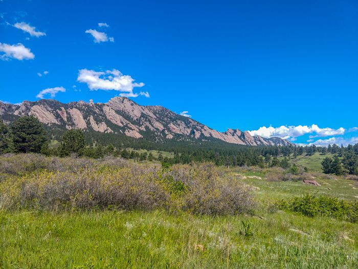 Boulder – Homestead Trail, Shadow Canyon, and Mesa Trail Loop