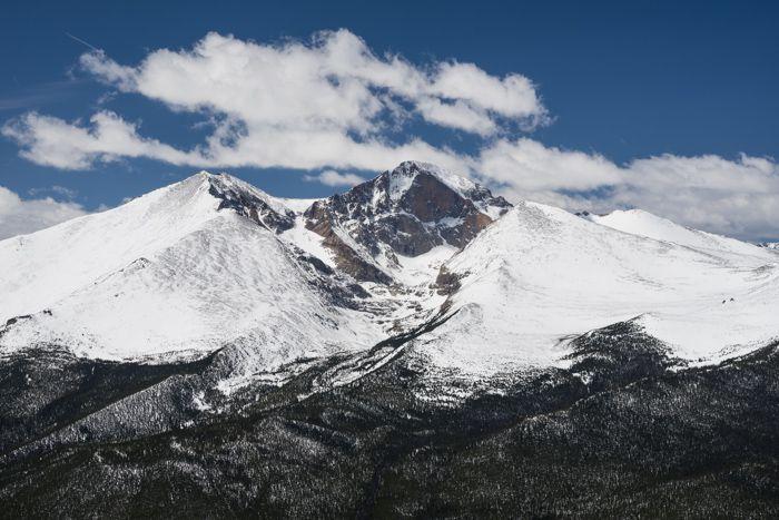 RMNP – Twin Sisters Peaks