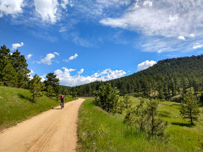 Wapiti Trail