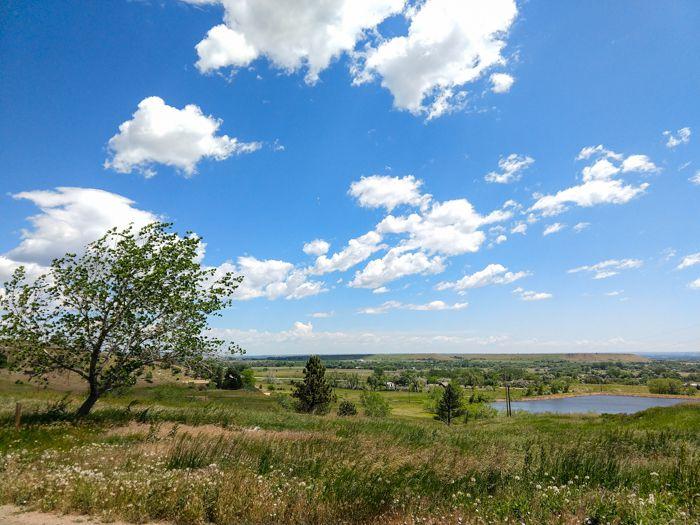 Joder Reservoir