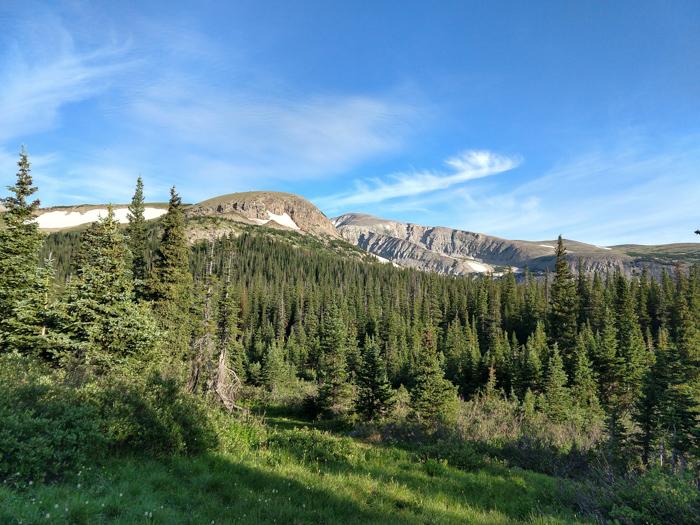 Niwot Cutoff Trail