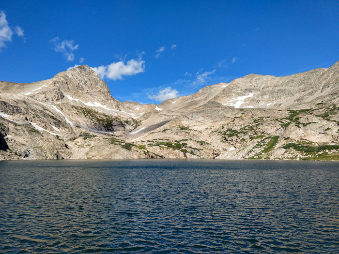 Indian Peaks Wilderness – Blue Lake