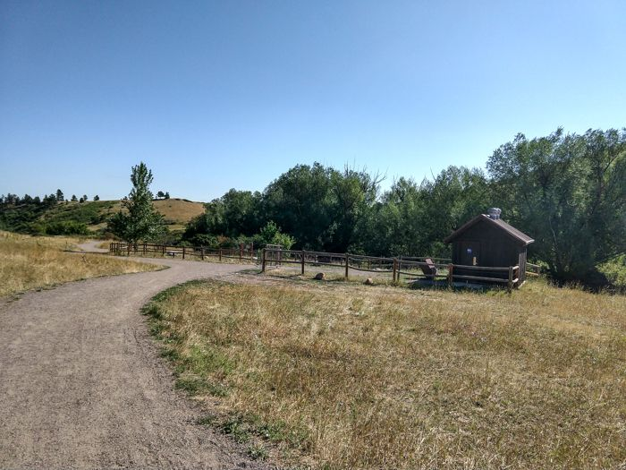 Dowdy Draw Trail picnic area