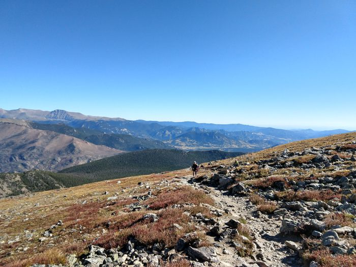 Flattop Mountain Trail