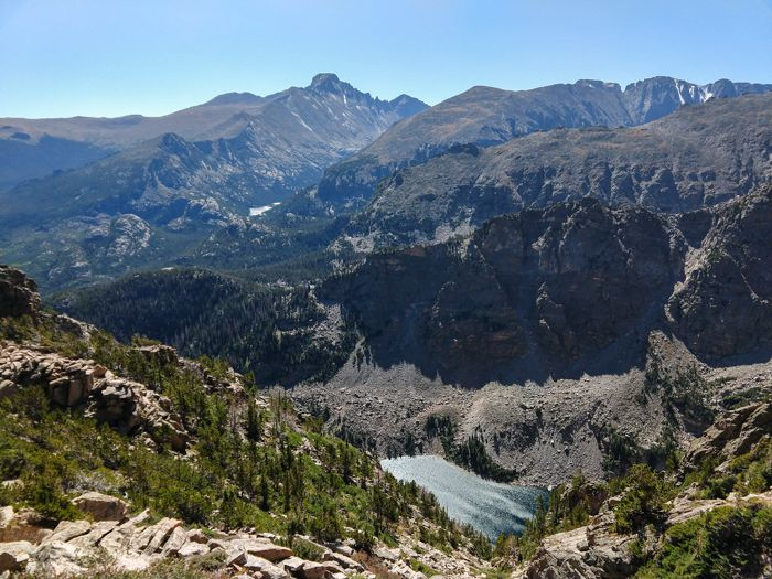 RMNP – Flattop Mountain