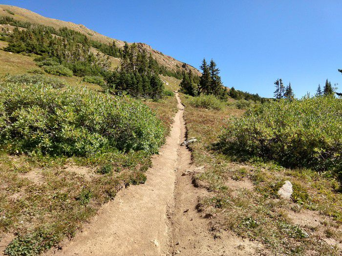 Herman Gulch Trail Continental Divide Trail