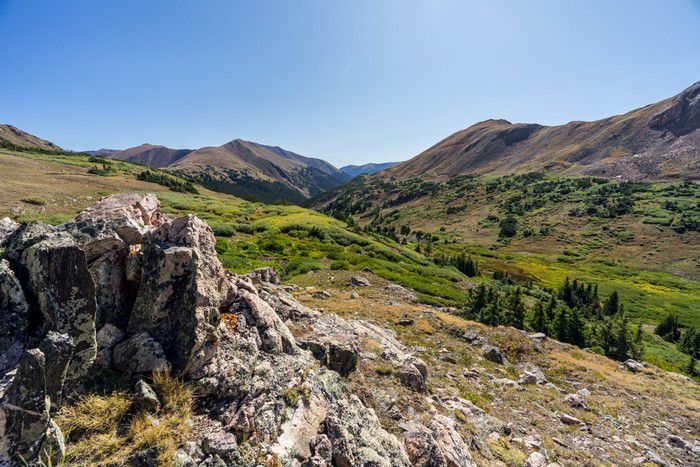 Arapaho National Forest – Herman Gulch & Herman Lake