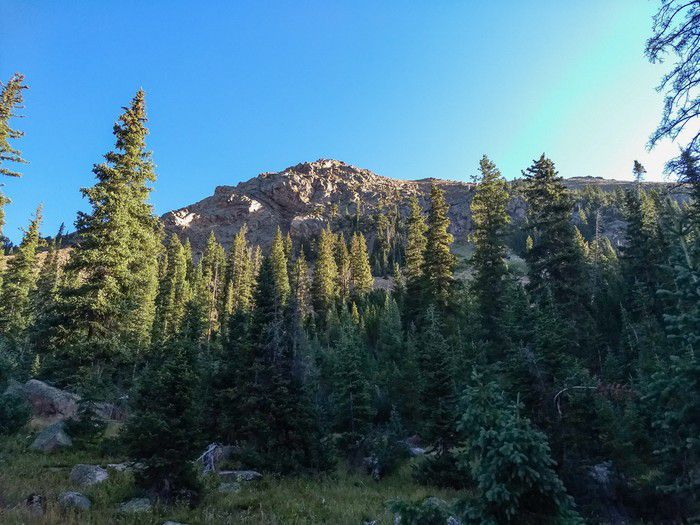 Herman Gulch Trail
