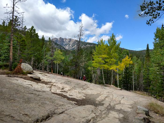Glacier Gorge Trail