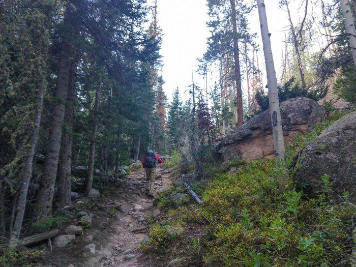 Thunder Lake Trail
