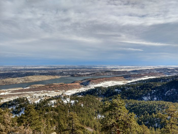 Fort Collins – Arthur's Rock Loop at Lory State Park