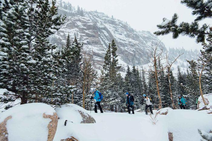 Glacier Gorge Trail RMNP
