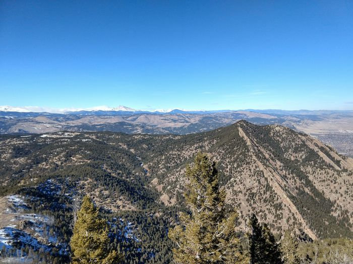Boulder – Bear Peak & South Boulder Peak Loop