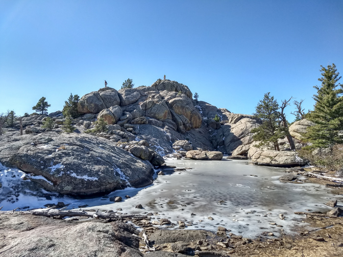 Greyrock Mountain summit