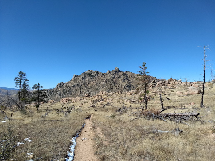 Greyrock Meadow Trail
