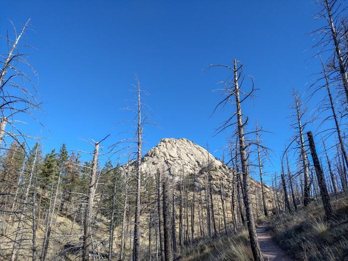 Greyrock Trail Fort Collins Greyrock Mountain