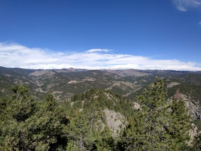 May's Point Boulder Colorado