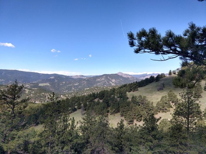 Lions Lair Trail Boulder Colorado