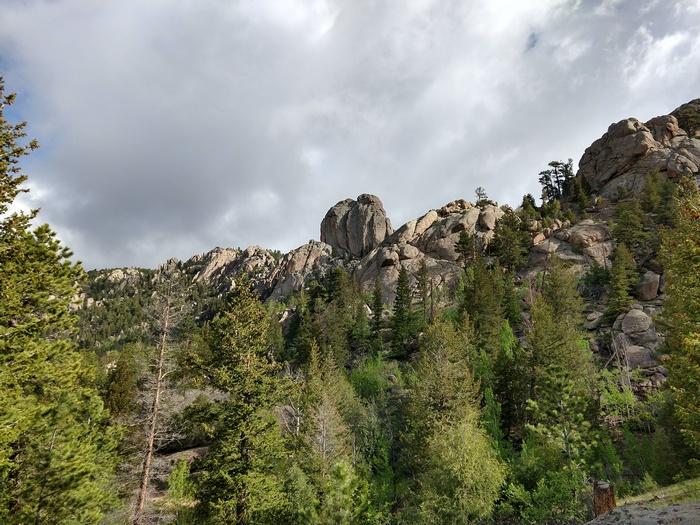 Lumpy Ridge Rocky Mountain National Park