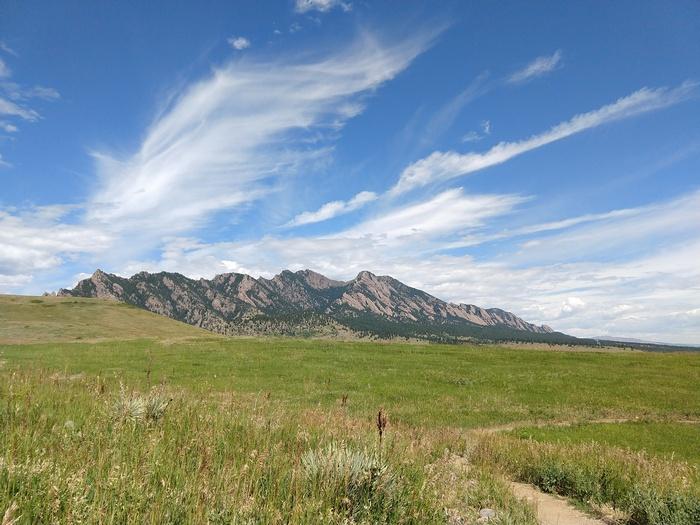 Dowdy Draw Trail Boulder Colorado