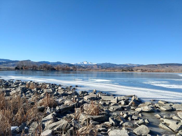 McCall Lake Boulder Lyons Colorado