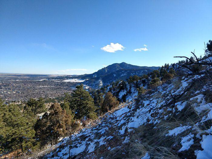 Mt Sanitas Boulder Colorado