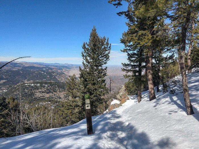 Ranger Trail Boulder