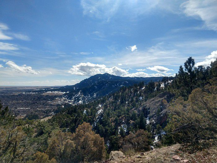 Boulder – Double Sanitas 8 Loop