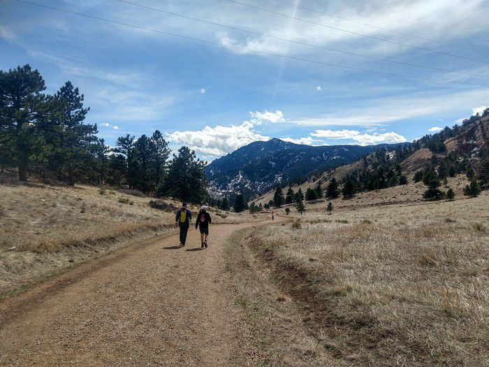 Sanitas Valley Trail
