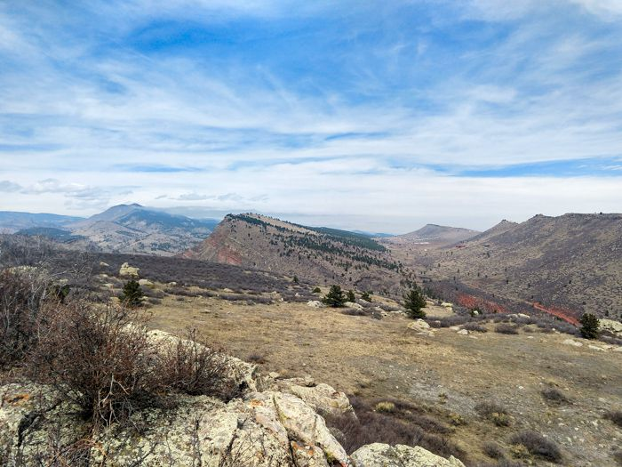 Longmont – Little Thompson Overlook & Rabbit Mountain Loop