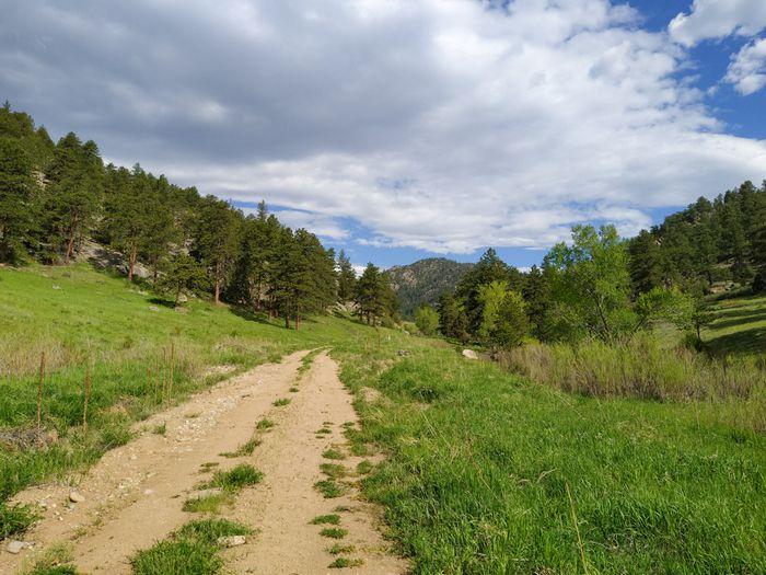 Longmont Dam Road