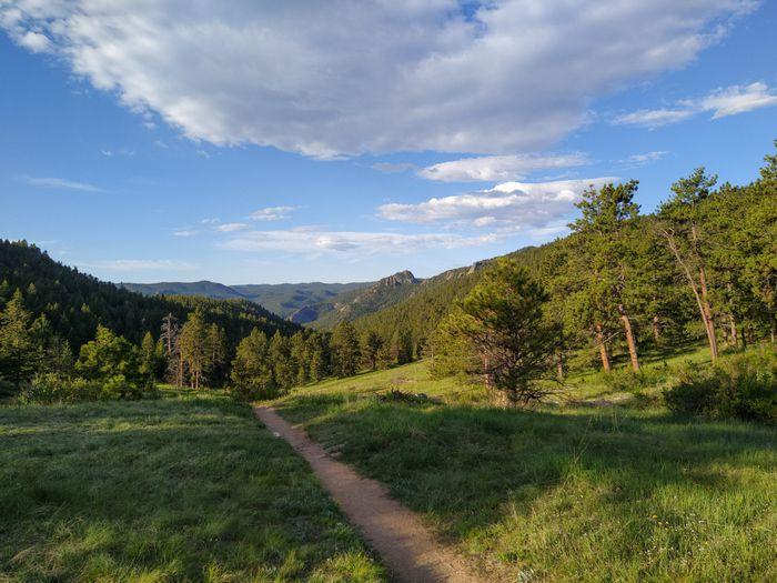 Coulson Gulch Trail