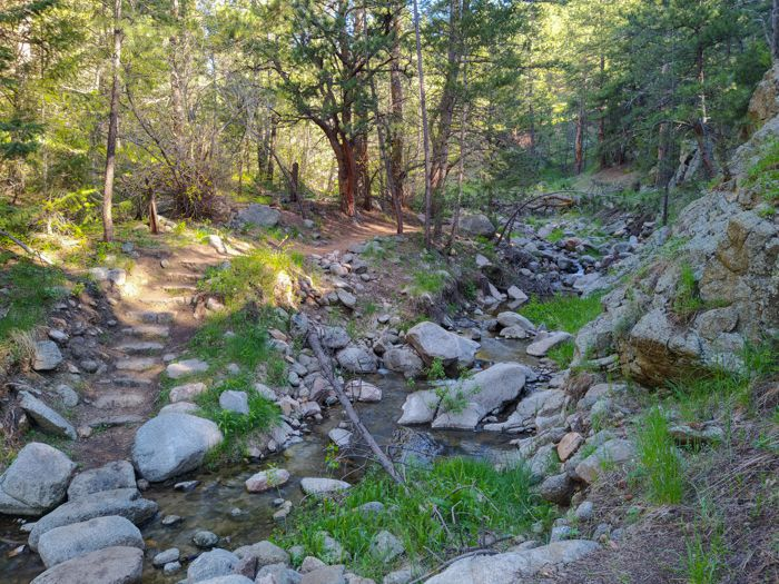 Boulder – Anne U. White Trail