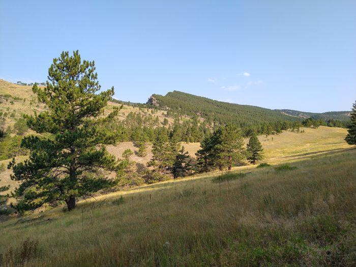 Grindstone Quarry Trail Heil Valley Ranch Boulder