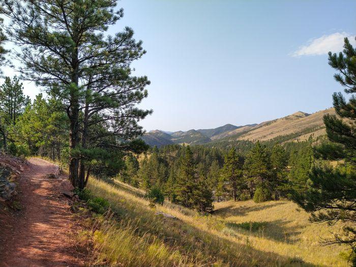 Boulder – Grindstone Quarry Trail at Heil Valley Ranch