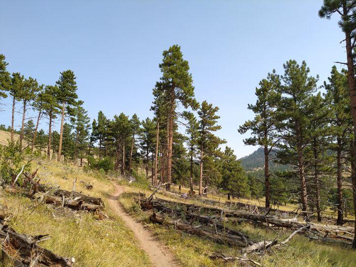 Boulder – Overland Loop at Heil Valley Ranch