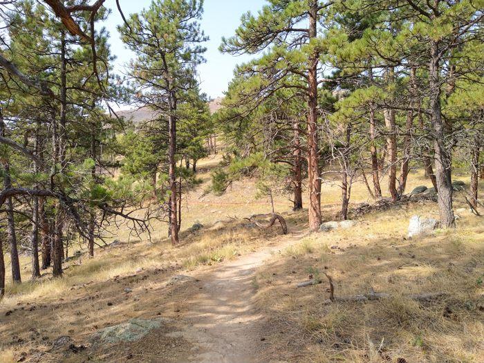 Overland Loop Trail Heil Valley Ranch
