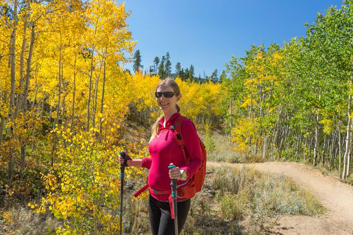 My Second Trimester of Pregnancy as a Hiker