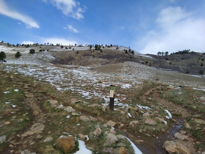 Hogback Ridge Loop