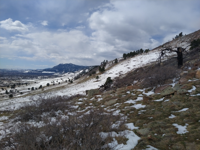 Boulder – Double Hogback