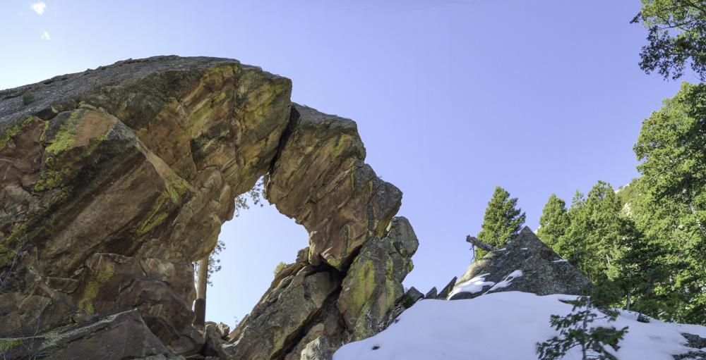 Boulder – Royal Arch