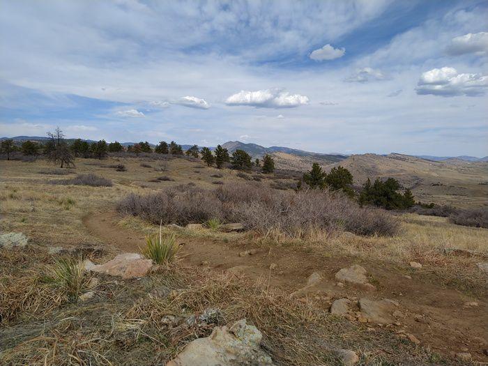 Rabbit Mountain Eagle Wind Trail